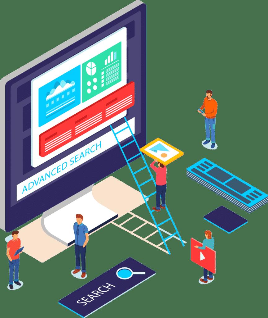 Construindo sites